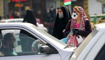 انتشار كورونا بشكل كبير في إيران