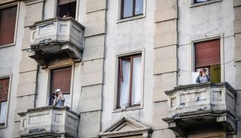 إيطاليا تشهد الانتشار الأكبر لكورونا في العالم