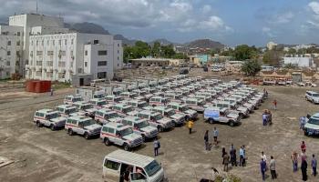 الصحة العالمية: قدّمنا 81 سيارة إسعاف و6 عيادات متنقلة لعدة محافظات يمنية