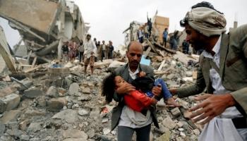 مقتل 4 مدنيين من أسرة واحدة بقصف سعودي في صعدة شمالي اليمن