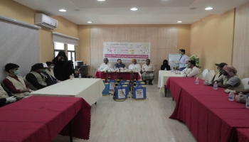 ندوات توعية وحملات تعقيم في محافظة المهرة للوقاية من كورونا