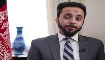 المتحدث باسم مجلس الأمن القومي الأفغاني جاويد فيصل_ارشيف