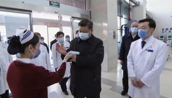 انتشار كورونا في الصين
