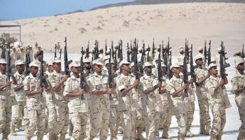 قيادة اللواء الأول مشاه بحري في سقطرى تدعو منتسبيها إلى استلام مستحقاتهم