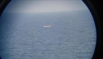 الجيش الليبي يضبط سفينة إماراتية تزود طيران حفتر بالوقود