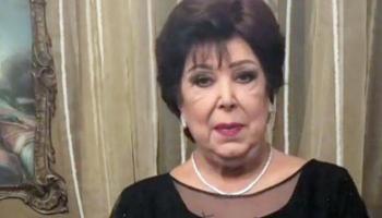 فيروس كورونا يهزم الممثلة المصرية رجاء الجداوي