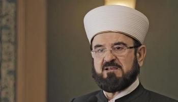 الأمين العام للاتحاد العالمي لعلماء المسلمين علي القره داغي