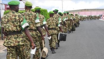 """الجيش الصومالي يحرر 33 طفلًا من قبضة حركة """"الشباب"""""""