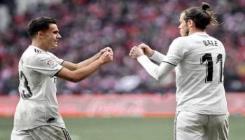 توتنهام يتعاقد مع ريغيلون وبيل من ريال مدريد