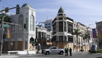 قتيلان وجرحى بحادث طعن في كنيسة بولاية كاليفورنيا الأميركية