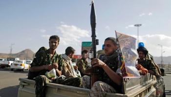 مسلحون حوثيون - أرشيفية