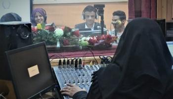 تأثيرات سلبية للحرب على الإذاعة باليمن