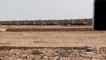 مليشيات الانتقالي تتلقى تدريبات بريطانية في مطار الغيضة