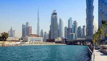 تراجع اقتصادي في دبي