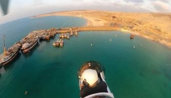 أدخلت الإمارات الطيران الاستلاعي لسقطرى دون علم الحكومة الشرعية
