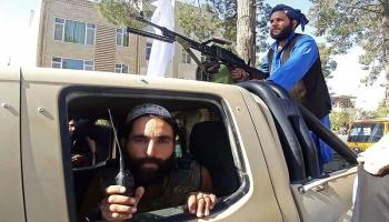 طالبان تقترب من العاصمة كابول وتسيطر على غالبية المدن