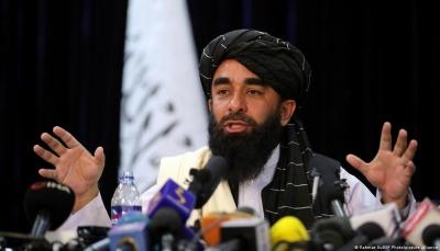 الناطق باسم حركة طالبان ذبيح الله مجاهد