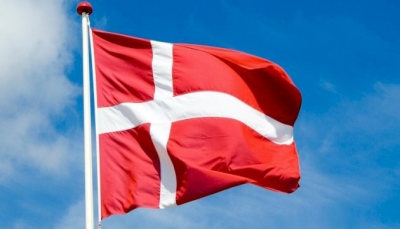 علم الدنمارك