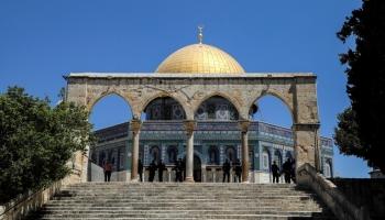 ساحة المسجد الأقصى