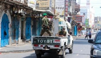 تضييق شديد على الصحفيين  من قبل المجلس الانتقالي في عدن