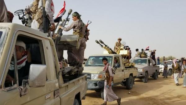 الجيش الوطني يحبط هجوما للحوثيين غربي مأرب