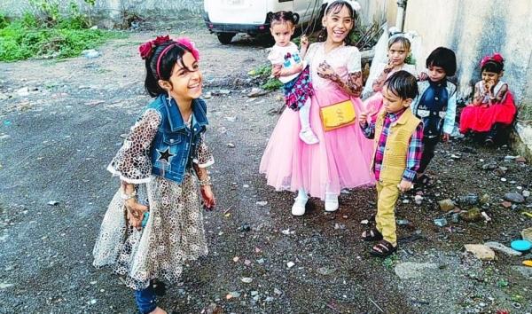 """العيد يشعل شوارع الضالع بالحياة رغم تخوفات """"الجائحة العالمية"""""""