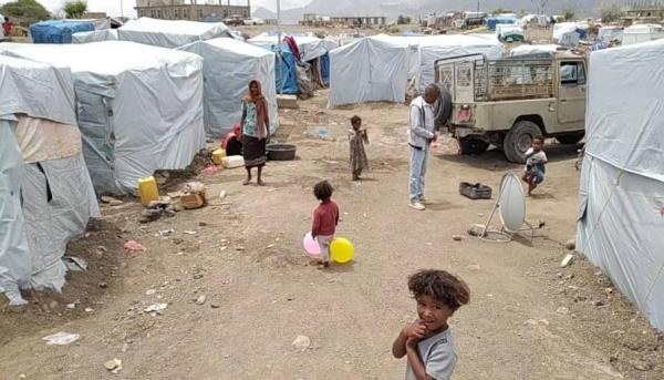 منظمة أممية: نزوح قرابة 100 ألف يمني منذ مطلع 2020