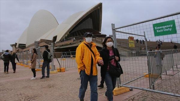 استراليا تشهد أكبر زيادة يومية في عدد الإصابات بفيروس كورونا خلال شهرين