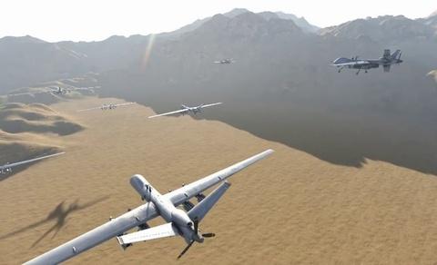 التحالف يعلن اعتراض طائرات مفخخة أطلقها الحوثيون باتجاه المملكة