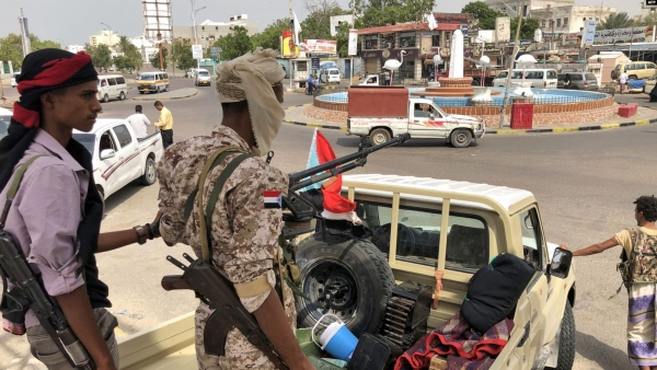 """السعودية تعلن بدء إخراج مليشيا """"الانتقالي"""" من عدن"""