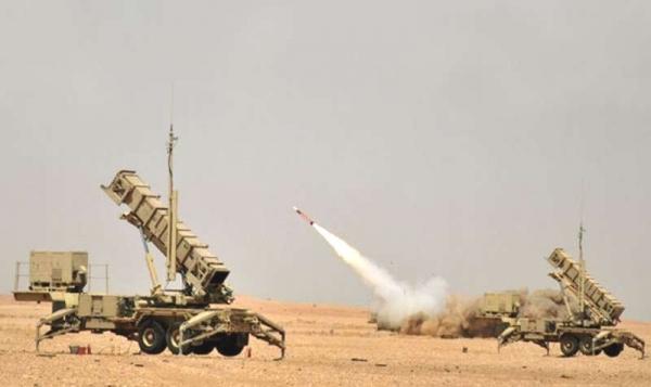 التحالف: تدمير طائرة مفخخة وصاروخ باليستي أطلقهما الحوثيون باتجاه السعودية