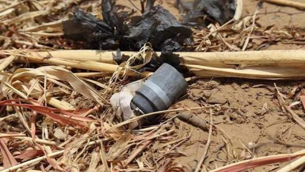 الحوثيون يتهمون التحالف بإلقاء قنبلة عنقودية على الحديدة