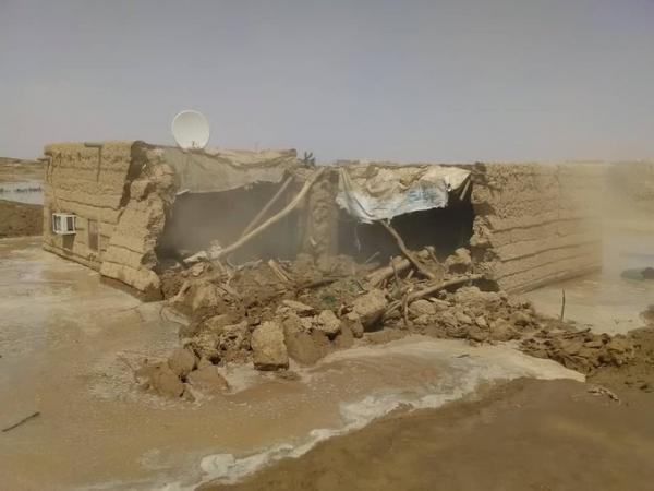 الأمم المتحدة: النازحون في الجوف يكافحون من أجل البقاء بعد تضررهم من الفيضانات