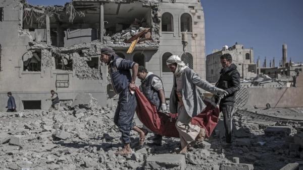 منظمات مجتمع مدني يمنية تطالب بموقف دولي ضاغظ لوقف الحرب في البلاد