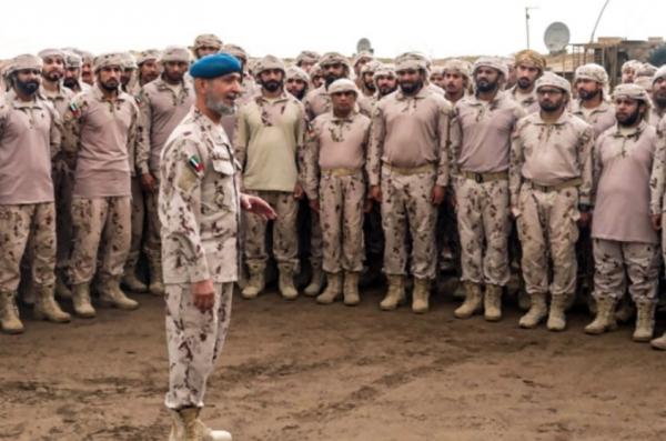 قوات إماراتية في اليمن - إرشيف