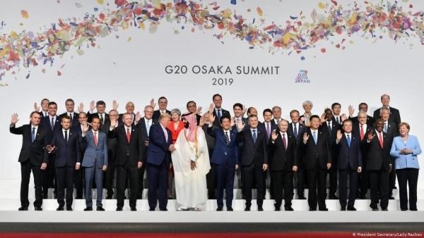 وزراء مالية مجموعة العشرين يبحثون تطورات الاقتصاد العالمي