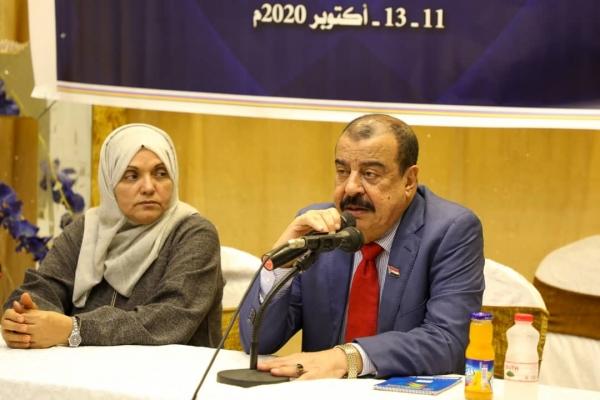 القيادي في الانتقالي أحمد بن بريك
