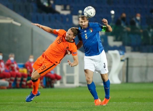 أمم أوروبا.. البرتغال تهزم السويد وهولندا تتعادل مع إيطاليا