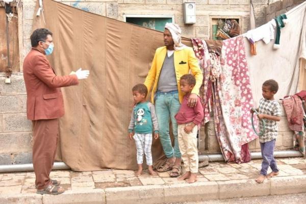 الأمم المتحدة: 10 ملايين يمني يعيشون على حافة المجاعة