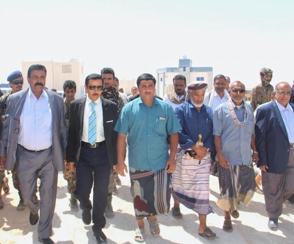 بن عديو: محافظة شبوة تستعد لإقامة أول مؤتمر للاستثمار