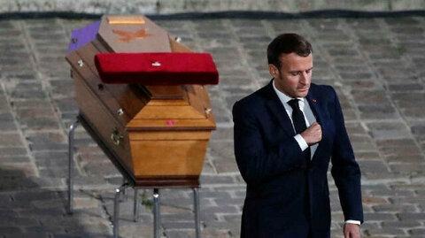 زعيم المعارضة الفرنسية: ماكرون فقد السيطرة تماماً على الوضع