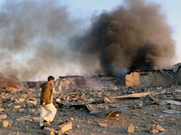 الحوثيون: التحالف شن 21 غارة جوية على عدة محافظات