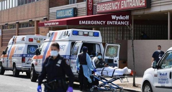 وفيات كورونا في أمريكا تتخطى الربع مليون حالة