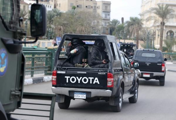 الأمم المتحدة وعدة دول تندد باعتقال نشطاء في مصر
