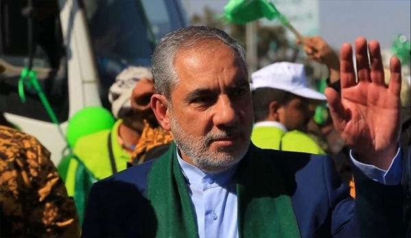 سفير إيران لدى صنعاء يقول إن بلاده ستقدم مزيد من المنح الدراسية للحوثيين