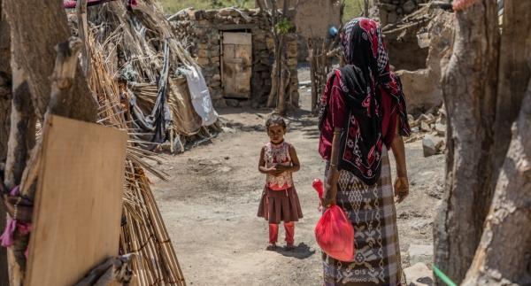 برنامج الأغذية العالمي يذكّر بتأثير الحرب على الأمن الغذائي للعائلات اليمنية