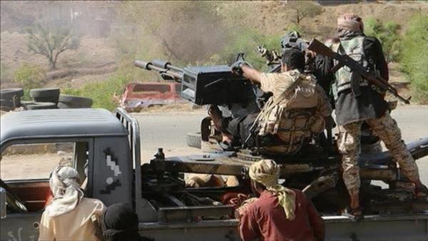 أبين.. قتلى وجرحى من مليشيا الانتقالي بينهم قيادات في عملية نوعية للجيش الوطني