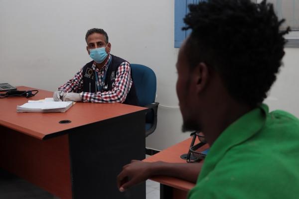 الأمم المتحدة : 2600 مهاجر تقطعت بهم السبل في عدن