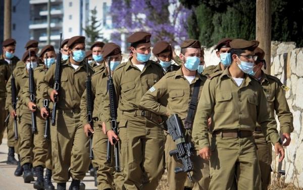 من الجيش الإسرائيلي_ارشيف