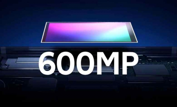 سامسونج تعمل على تطوير حساس بدقة 600 ميجابكسل